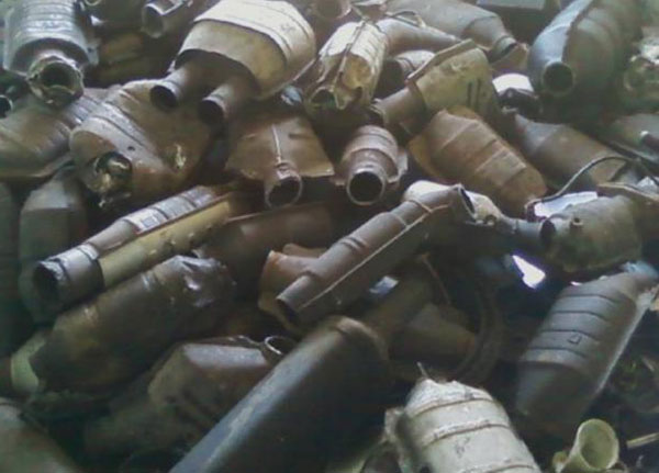 Ford catalytic converter scrap price